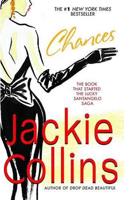NEW-Chances-by-Jackie-Collins-Mass-Market-Paperback-Book-English-Free-Shipping