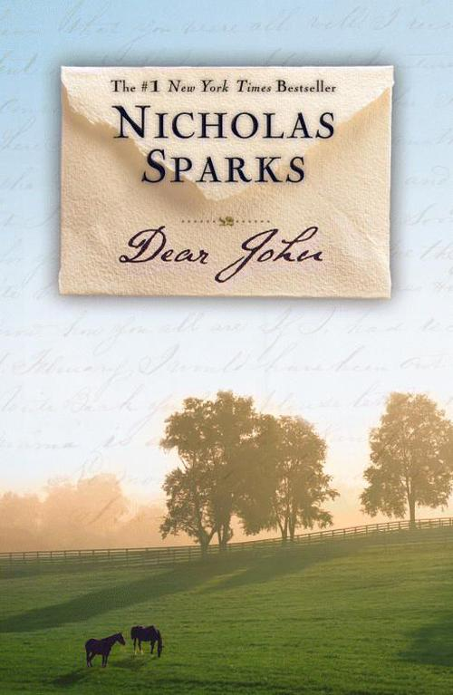 NEW-Dear-John-by-Nicholas-Sparks-Paperback-Book-English-Free-Shipping