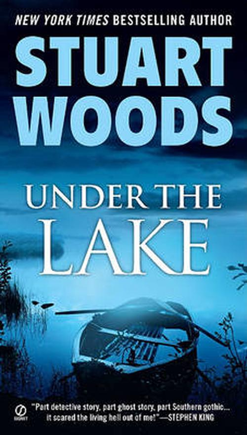 NEW-Under-the-Lake-by-Stuart-Woods-Mass-Market-Paperback-Book-English-Free-Shi