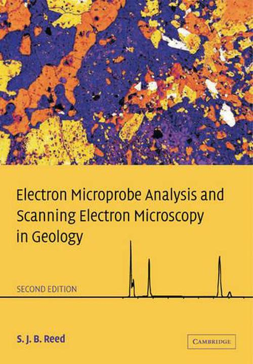 electron microprobe analysis and scanning electron micr图片