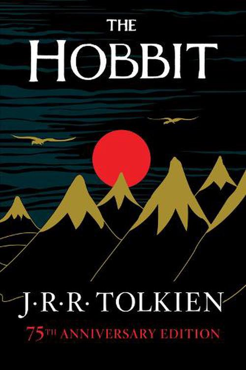 NEW-The-Hobbit-Or-There-and-Back-Again-by-J-R-R-Tolkien-Paperback-Book-Englis