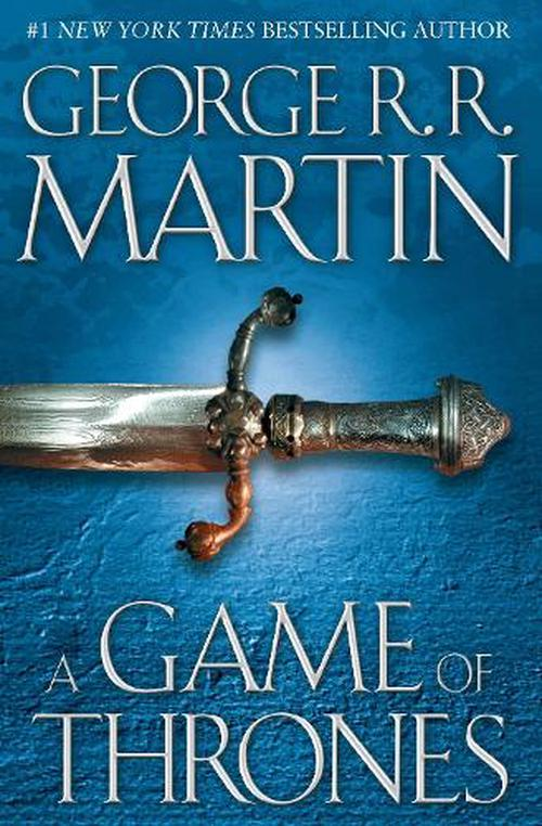 NEW-A-Game-of-Thrones-by-George-R-R-Martin-Hardcover-Book-English-Free-Shippi