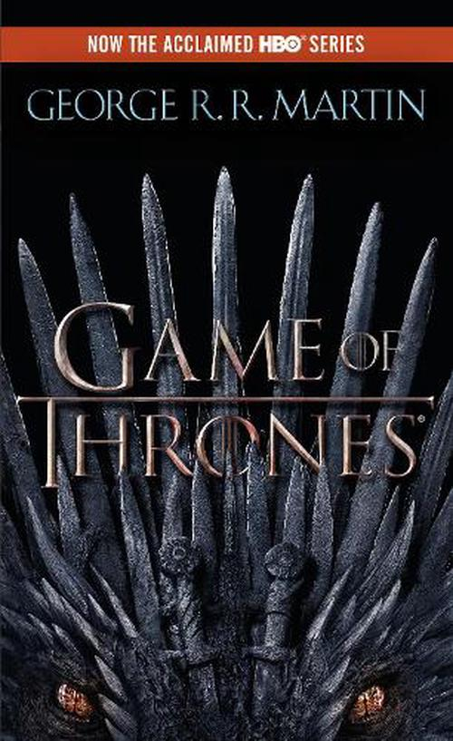 NEW-A-Game-of-Thrones-by-George-R-R-Martin-Mass-Market-Paperback-Book-English