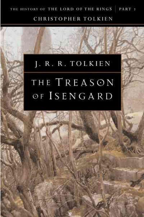 NEW-The-Treason-of-Isengard-by-J-R-R-Tolkien-Paperback-Book-English-Free-Ship