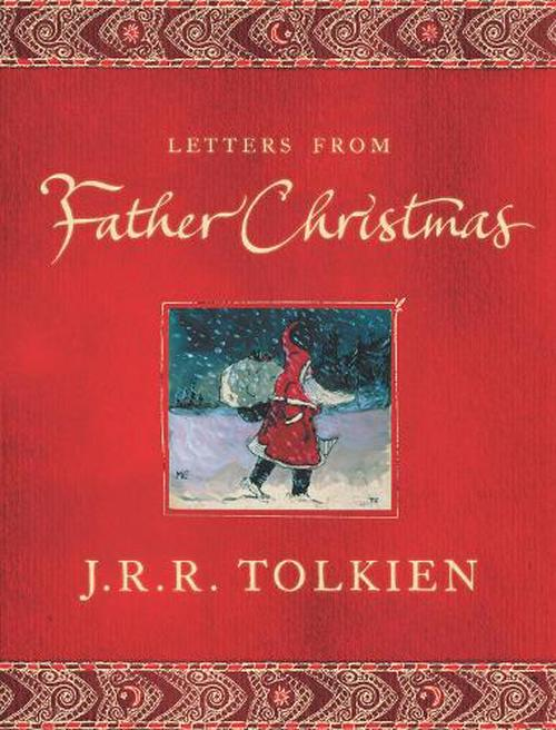 NEW-Letters-from-Father-Christmas-by-J-R-R-Tolkien-Paperback-Book-English-Fre