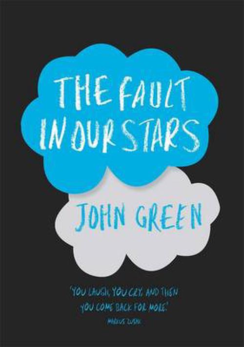 NEW-The-Fault-in-Our-Stars-by-John-Green-Hardcover-Book-Free-Shipping