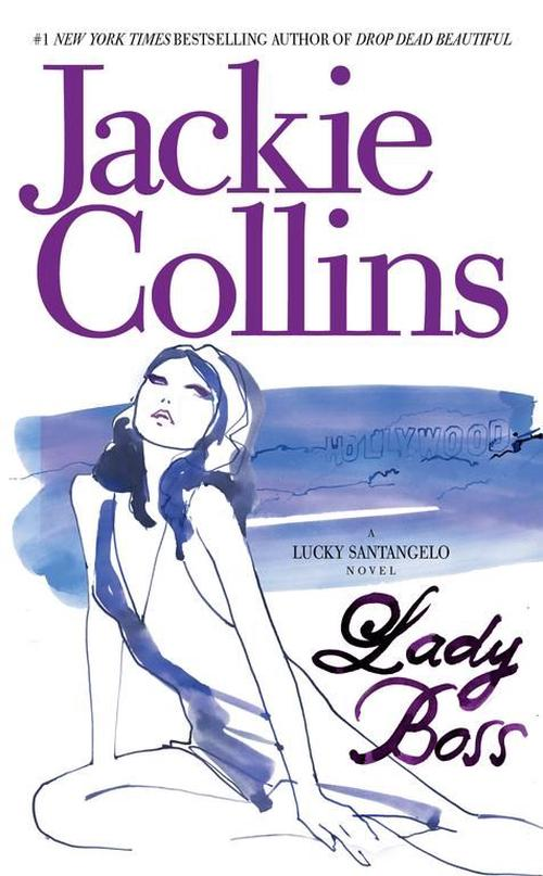 NEW-Lady-Boss-by-Jackie-Collins-Mass-Market-Paperback-Book-English-Free-Shippi