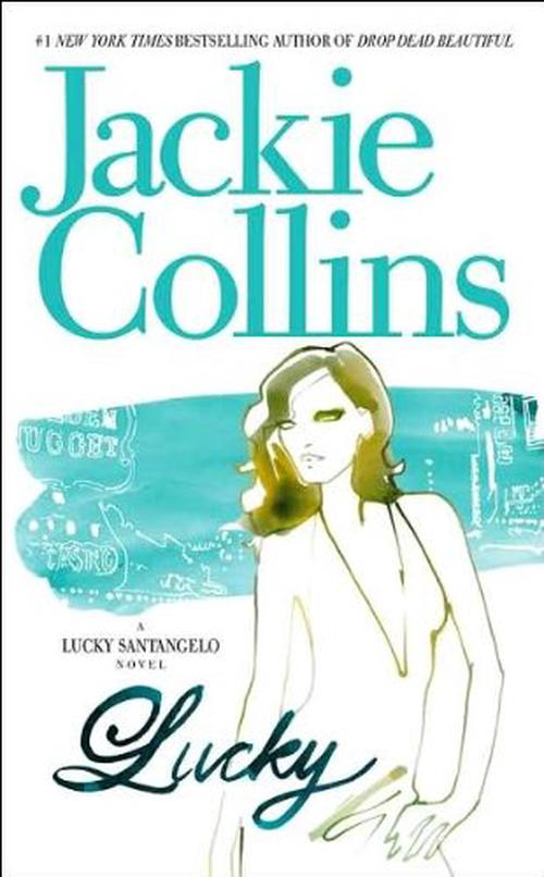 NEW-Lucky-by-Jackie-Collins-Mass-Market-Paperback-Book-English-Free-Shipping