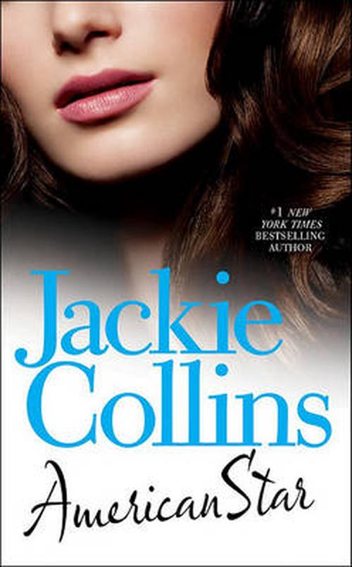 NEW-American-Star-by-Jackie-Collins-Mass-Market-Paperback-Book-English-Free-Sh
