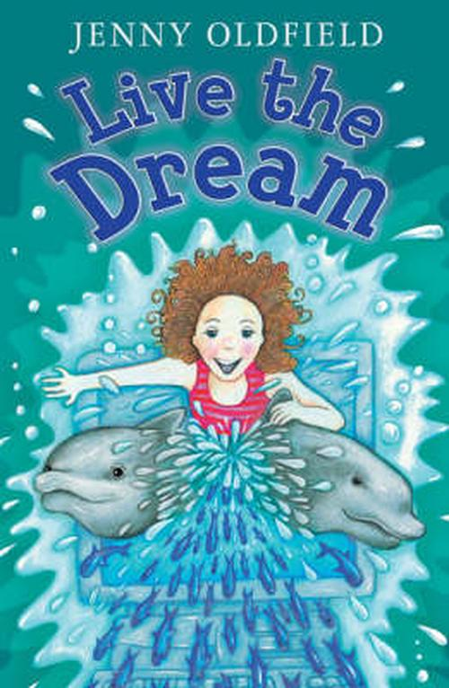 NEW-Year-4-Live-the-Dream-by-Jenny-Oldfield-Paperback-Book-English-Free-Ship