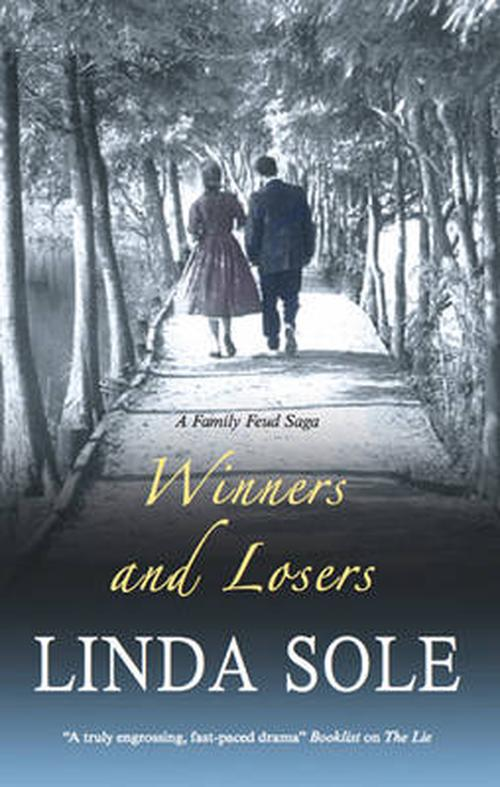 NEW-Winners-and-Losers-by-Linda-Sole-Hardcover-Book-English-Free-Shipping