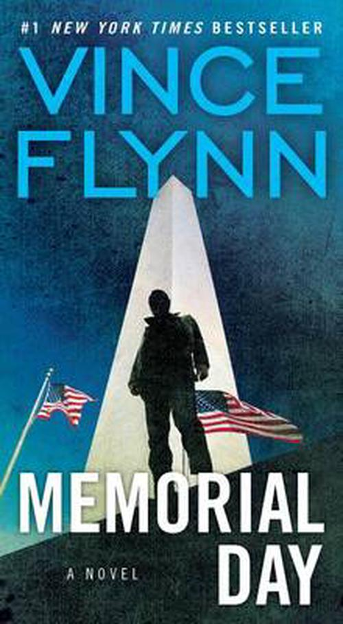 NEW-Memorial-Day-by-Vince-Flynn-Mass-Market-Paperback-Book-English-Free-Shippi