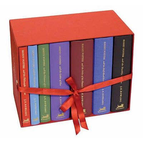 NEW-Harry-Potter-Special-Edition-Boxed-Set-by-J-K-Rowling-Hardcover-Book-Engli