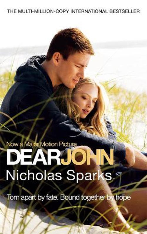 NEW-Dear-John-by-Nicholas-Sparks-Paperback-Book