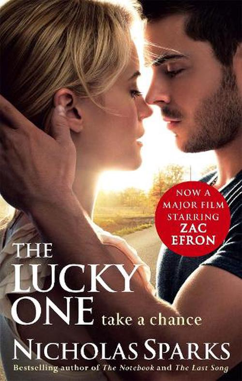 NEW-The-Lucky-One-by-Nicholas-Sparks-Paperback-Book-English-Free-Shipping