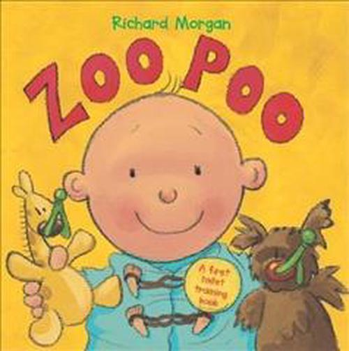 NEW-Zoo-Poo-A-First-Toilet-Training-Book-by-Richard-Morgan-Paperback-Book-Engl