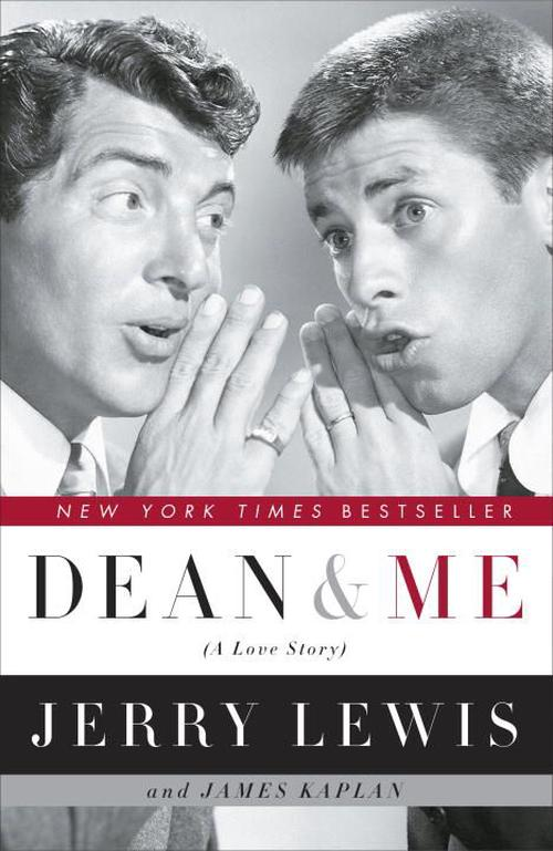 NEW-Dean-and-Me-A-Love-Story-by-Jerry-Lewis-Paperback-Book-English-Free-Shipp