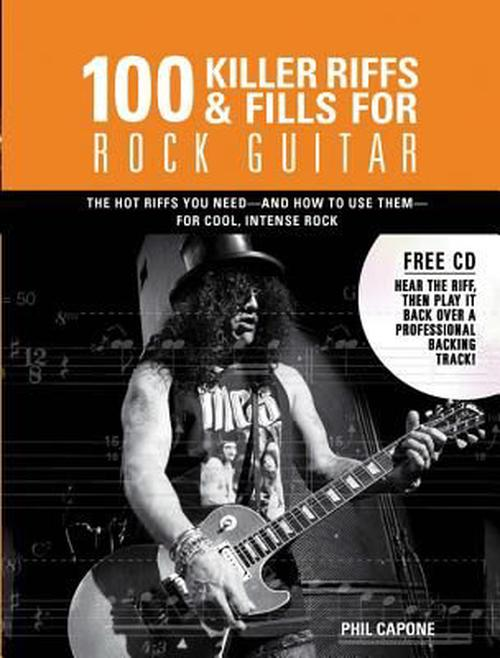 NEW-100-Killer-Riffs-Fills-for-Rock-Guitar-All-the-Hot-Riffs-Fills-You-Need