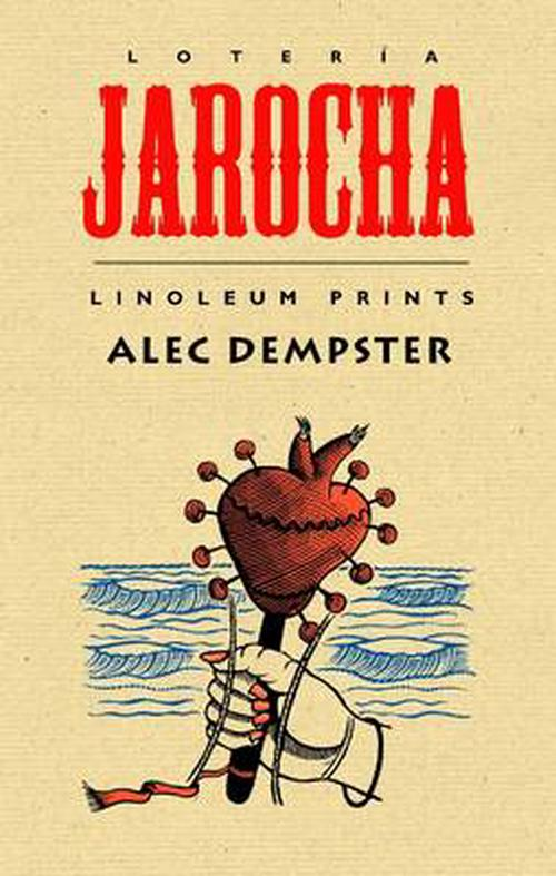 NEW-Loteria-Jarocha-Linoleum-Prints-by-Paperback-Book-English