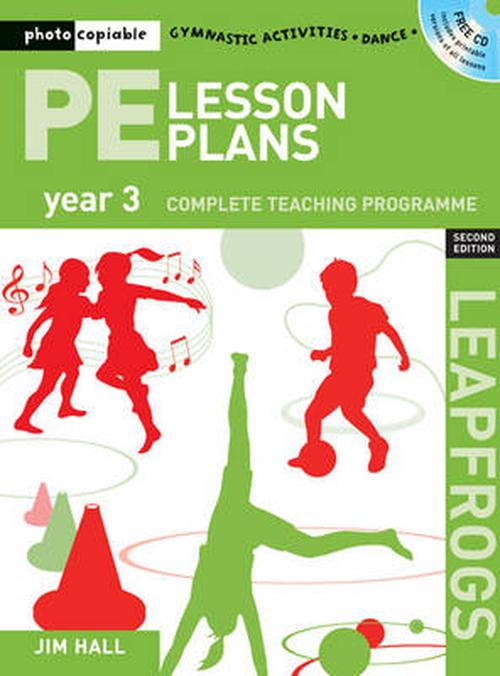 NEW-Pe-Lesson-Plans-Year-3-by-Jim-Hall-Paperback-Book-English-Free-Shipping