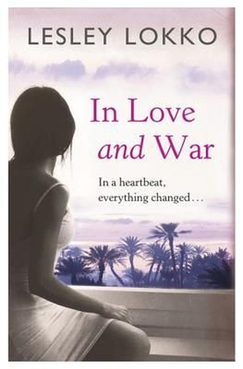 PRE-ORDER-In-Love-and-War-by-Lesley-Lokko-Hardcover-Book-Free-Shipping