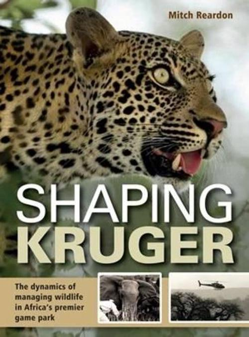 NEW-Shaping-Kruger-by-Mitch-Reardon-Paperback-Book-English
