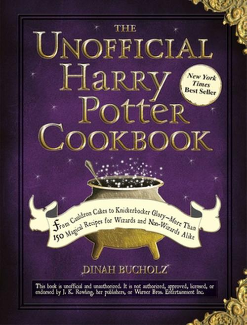 NEW-The-Unofficial-Harry-Potter-Cookbook-From-Cauldron-Cakes-to-Knickerbocker-G