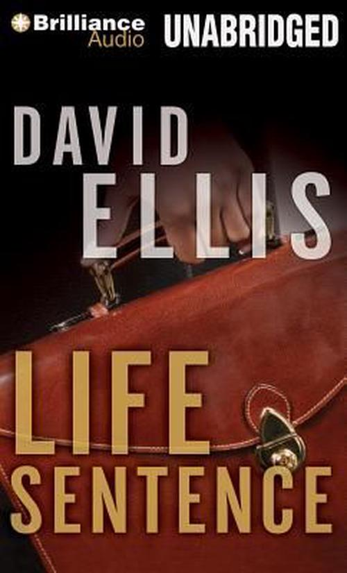NEW-Life-Sentence-by-David-Ellis-MP3-CD-Book-English-Free-Shipping