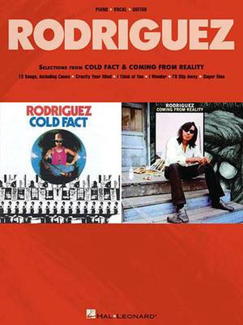 NEW-Rodriguez-Selections-from-Cold-Fact-Coming-from-Reality-by-Paperback-Boo