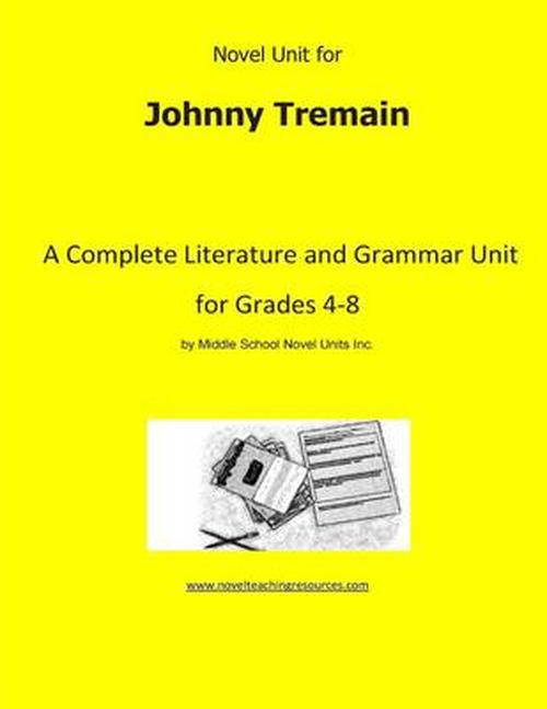 johnny tremain essay johnny tremain