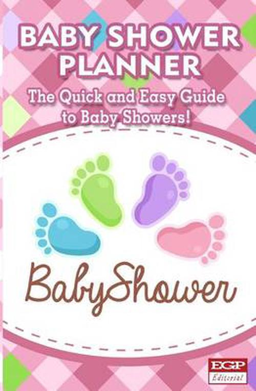 new baby shower planner guide to baby showers by rosemary harris