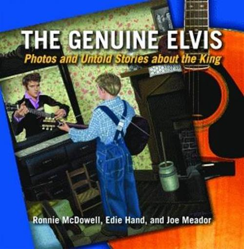 NEW-The-Genuine-Elvis-Photos-and-Untold-Stories-about-the-King-by-Edie-Hand-Har