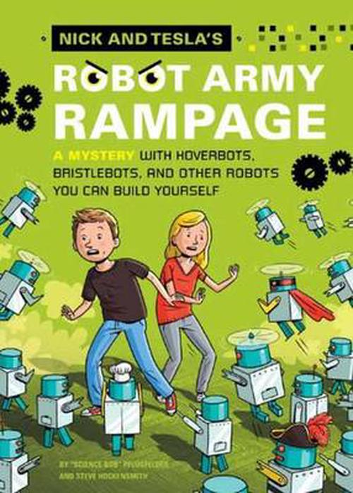 NEW-Nick-and-Teslas-Robot-Army-Rampage-A-Mystery-with-Hoverbots-Bristle-Bots