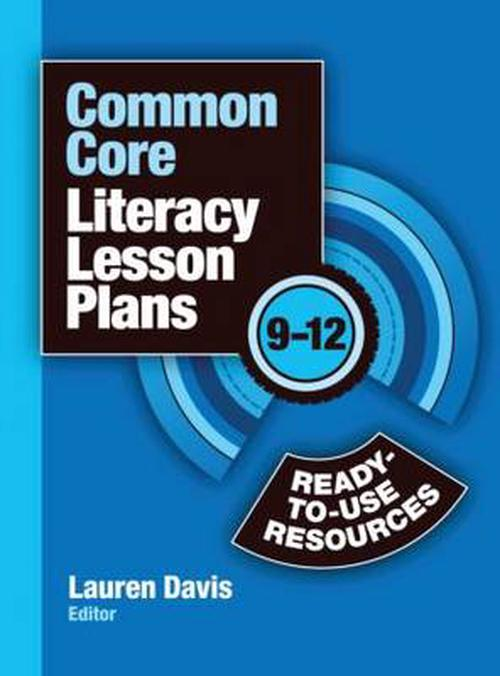 NEW-Common-Core-Literacy-Lesson-Plans-by-Paperback-Book-Free-Shipping