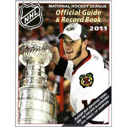 NEW-National-Hockey-League-Official-Guide-Record-Book-by-Triumph-Books-Paperba