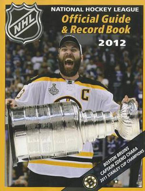 NEW-National-Hockey-League-Official-Guide-Record-Book-by-Hockey-League-Nationa