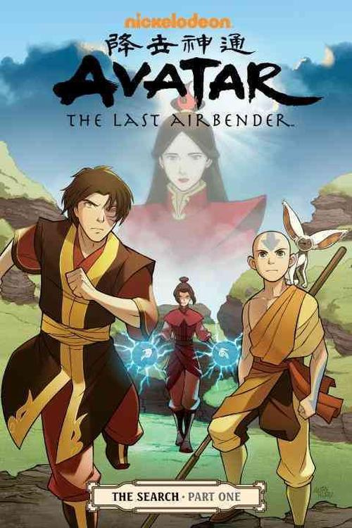 NEW-Avatar-The-Last-Airbender-The-Search-Part-1-by-Gene-Luen-Yang-Paperback-B