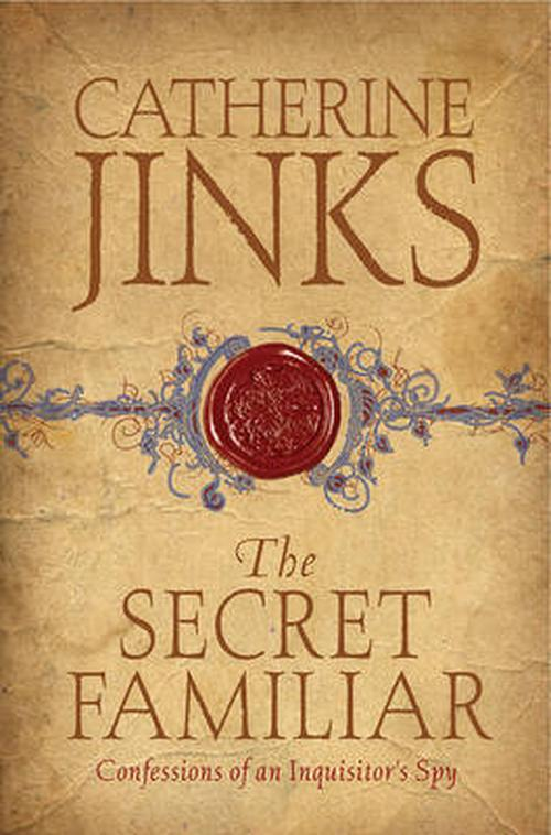 NEW-The-Secret-Familiar-by-Catherine-Jinks-Paperback-Book-Free-Shipping