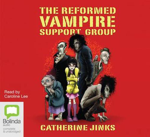 NEW-The-Reformed-Vampire-Support-Group-by-Catherine-Jinks-Compact-Disc-Book-Free