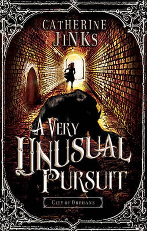 NEW-A-Very-Unusual-Pursuit-by-Catherine-Jinks-Paperback-Book-Free-Shipping