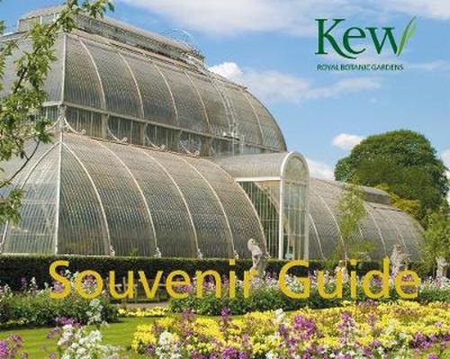 NEW-Royal-Botanic-Gardens-Kew-Souvenir-Guide-by-Clive-Langmead-Paperback-Book-E