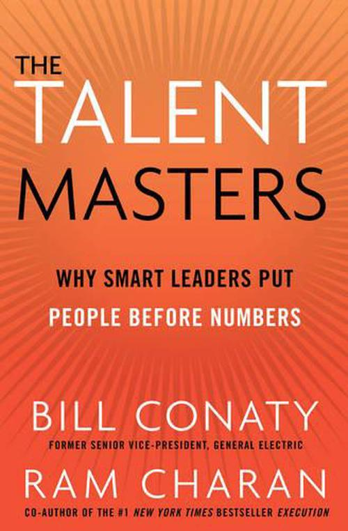 NEW-The-Talent-Masters-by-Ram-Charan-Paperback-Book