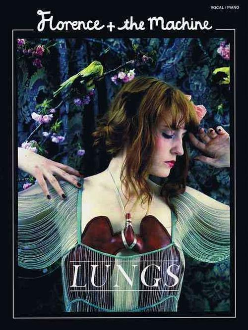 NEW-Florence-and-the-Machine-Lungs-by-Paperback-Book-English-Free-Shipping