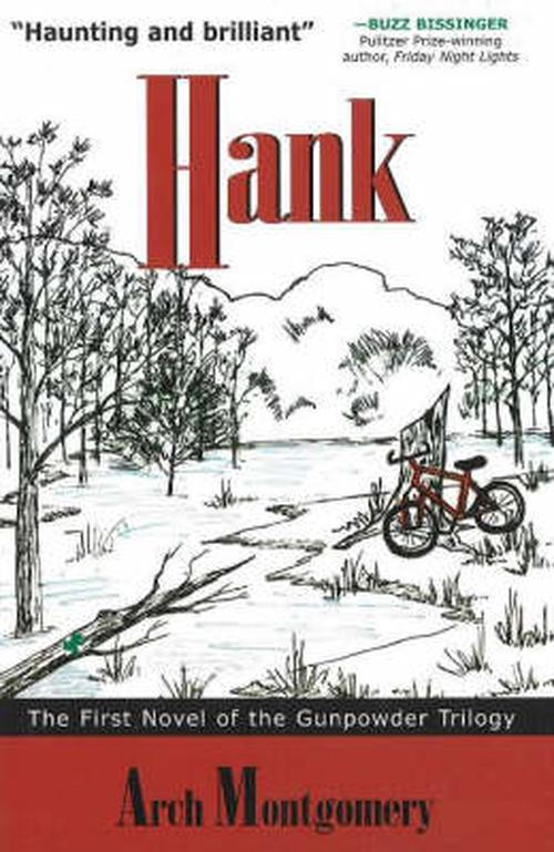 NEW-Hank-by-Arch-Montgomery-Hardcover-Book-English