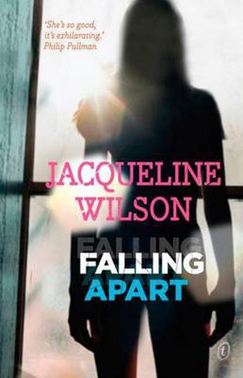 NEW-Falling-Apart-by-Jacqueline-Wilson-Paperback-Book
