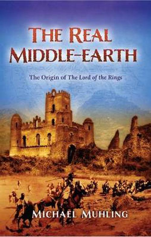 NEW-The-Real-Middle-Earth-by-Michael-Muhling-Paperback-Book-Free-Shipping