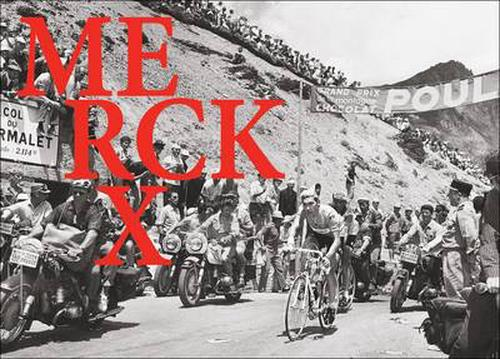 NEW-MERCKX-525-by-Ron-Reuman-English-Free-Shipping