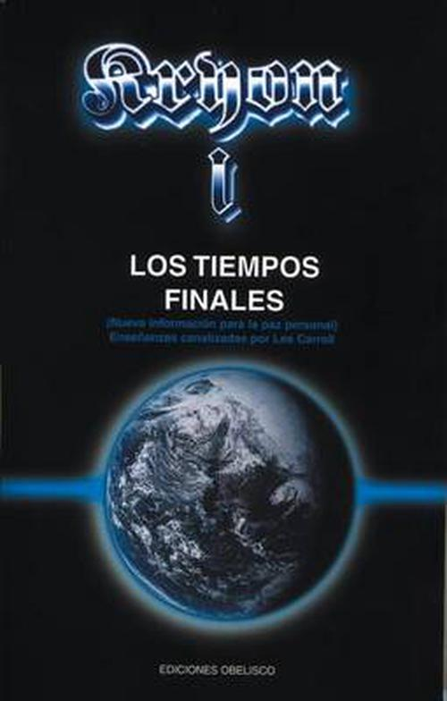 NEW-Kryon-I-Los-Tiempos-Finales-by-Lee-Carroll-Paperback-Book-Spanish-Free-S